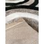 Kép 3/3 - California 324 Fekete/Szürke színű szőnyeg