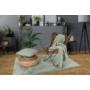 Kép 4/4 - Heaven 800 Jade színű takaró / pléd