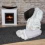 Kép 5/6 - Luxury 900 Ezüst mix színű takaró / pléd