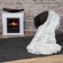 Kép 4/6 - Luxury 900 Ezüst mix színű takaró / pléd