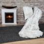 Kép 6/6 - Luxury 900 Ezüst mix színű takaró / pléd