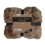 Kép 3/6 - Luxury 900 Barna színű takaró / pléd