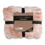 Kép 3/6 - Luxury 900 Pink mix színű takaró / pléd
