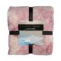 Kép 3/6 - Rumba 500 Pink rószaszín színű takaró / pléd