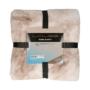 Kép 3/6 - Rumba 500 Krém Barna színű takaró / pléd