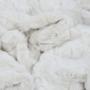 Kép 2/6 - Smooth 500 Elefántcsont, tört fehér színű takaró / pléd