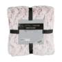 Kép 3/6 - Smooth 500 rózsaszín, piros színű takaró / pléd