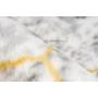 Kép 2/5 - Marble 702 Arany /  Ezüst színű szőnyeg