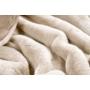 Kép 2/4 - Heaven 800 Elefántcsont színű takaró / pléd