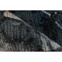 Kép 2/3 - Greta 803 PET fekete szőnyeg