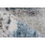 Kép 2/3 - Medellin 407 Ezüst Kék szőnyeg